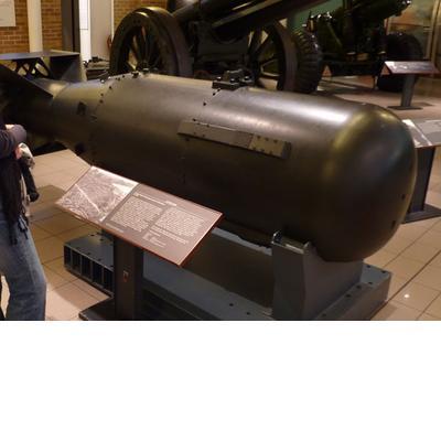 Atomic Bomb Fat Man And Little Boy