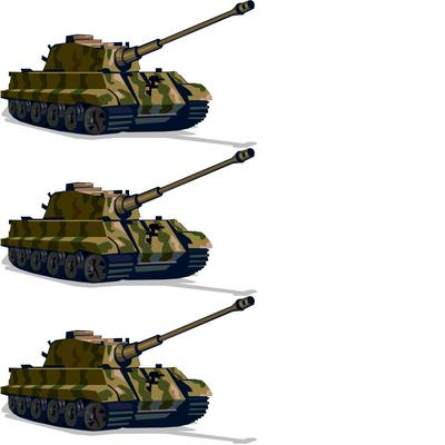 Comparison Panzer 8 Maus Tank And Antonov An 225 Cargo Plane